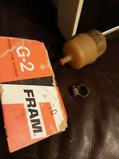 FRAM G2 Fuel Filter - Gas Pump Line