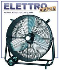 Ventilatore POTENTE da CANTIERE x Esterno a Terra con Grande per il industriale