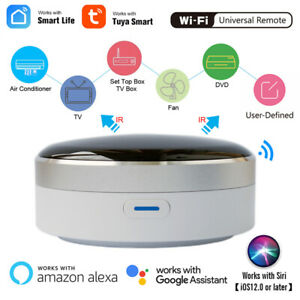 Universal Home Infrared IR Smart Remote Control WiFi Hub Works with for Google