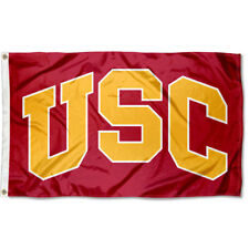 Southern Cal USC Flag 3x5 Banner