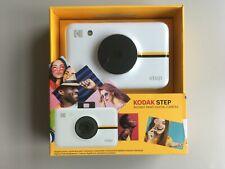 NEW Kodak STEP Instant Print Digital Camera - White