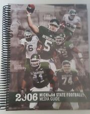 2006 - Michigan State Spartans Football Media Guide - Reference - Drew Stanton