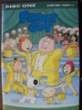 Family Guy - Volume 3 (DVD, 2010)  Disc 2 episodes 5-8 (see discription)