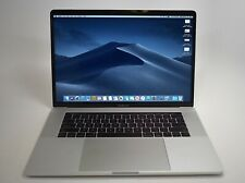 """Apple Macbook Pro 15"""" 2017 MPTR2LL/A i7 2.8GHz 16GB 256GB SSD 15 Battery Cycles!"""