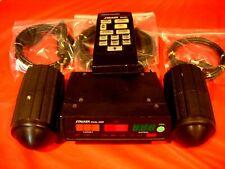 Stalker Dual Dsr Police Radar With 2 Ka Antennascables And Handheld Remote