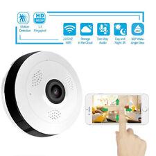 360 grados de Cámara IP inteligente panorámica IPC Inalámbrico P2P 960P Cámara Seguridad Hogar