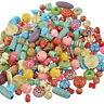 100g Mix Acrylperlen Beads Bastelset Bastlerbedarf Restposten Konvolut #5