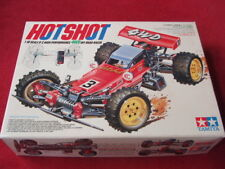 1/10 Tamiya HotShot Hot Shot R/C 4WD Off-road Racer <Original> <#5847> <New>