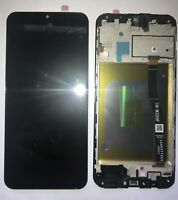 DISPLAY LCD + TOUCH SCREEN ORIGINALE SAMSUNG GALAXY SM-M205 M20 NERO + KIT