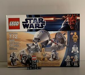 LEGO Star Wars Droid Escape #94990 New Sealed Discontinued!!