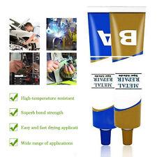 More details for industrial heat resistance cold weld metal repair paste adhesive a&b gel pn