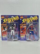 Marvel Legends Cyborg Spider-Man + Negative Zone Spider-Man