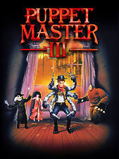 Puppet Master III: Toulon's Revenge Blu-ray, Full Moon Features & Charles Band