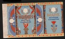 Old cigarette packet  EMPTY nice mint item  #028