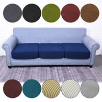 Sofa Seat Cushion Cover Stretchy Couch Slipcover Furniture Protector Home Decor