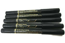 Set of 5 TOO FACED Perfect Eyes Waterproof Eyeliner PERFECT BLACK, Mini .03 Oz