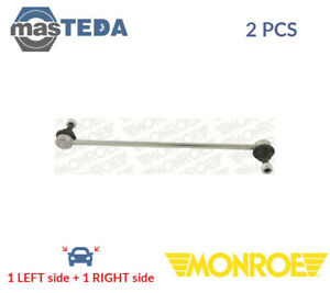 2x MONROE FRONT ANTI ROLL BAR STABILISER PAIR L10628 P NEW OE REPLACEMENT