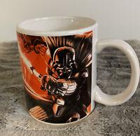 Star Wars Luke Skywalker Darth Vader Coffee Mug Galerie 2011