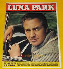 LUNA PARK 1963 n. 49 Rossano Brazzi, Claudia Cardinale, Annamaria Pierangeli