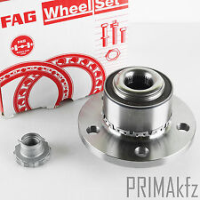 FAG 713 6104 70 Wheel Bearing Hub Front Front Axle Skoda Fabia Roomster VW Polo