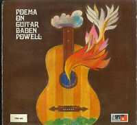 Baden Powell ‎– Poema On Guitar