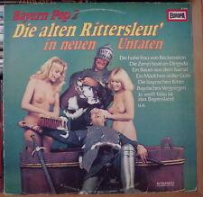 BAYERN POP 2 SEXY NUDE FUN COVER GERMAN PRESS LP