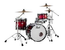 Pearl Reference Pure Drum Set Scarlet Sparkle 20x14 12x8 14x14 Free US Ship/Bags