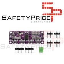 PCA9685 16 Channel 12 bit PWM Servo Driver I2C Interface Arduino Raspberry