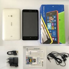 Nokia Lumia 625 - 8GB - White (Unlocked) Smartphone SIMFREE WINDOWS PHONE MOBILE