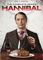 Hannibal: The Complete Series [New DVD] Boxed Set