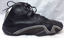 Nike Air Jordan XXI 21 Sz 10.5 Men's Black Flint Gray White 2006 313511-001