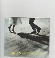 James- Just Like Fred Astaire UK cd single.