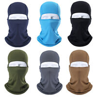 Unisex Motorcycle Protecting Cycling Full Face Mask Ski Warm Windproof Outdoor
