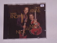 CHET ATKINS AND MARK KNOPFLER -Neck And Neck- CD