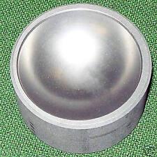Graphite Glassblowing Qrt Sphere 1-3/8 Rad Marble Mold