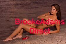 TNA IMPACT WRESTLING WWE BROOKE LOST MY TOP SIGNED 8x10