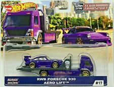 Team Transport RWB Porsche 930 Aero Lift Hot Wheels 2020 Car Culture 17 Mattel