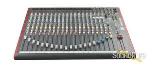 Allen & Heath ZED-22FX 22 Ch Live / Recording Mixer with USB, FX, and SONAR X1