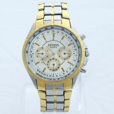 Brand New Fashion ROSRA White Dial Men Boy Quartz Dress WristWatch NG09W