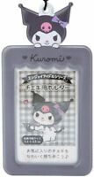 Kuromi Photo Card Case Key Holder Sanrio Official My Melody Japan Kawaii
