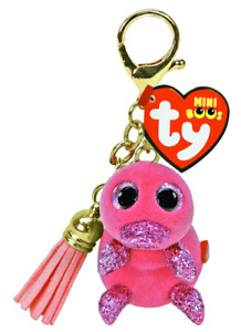 Wilma - Platypus - Clip On - TY Beanie Boo