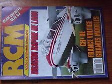 $$2 Revue RCM N°113 PLan encarte ULM 03  Scout 60  Taurus Plus  CAP 21  Cessna20