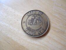 1789-1989 Bicentennial City of Troy, New York MEDAL