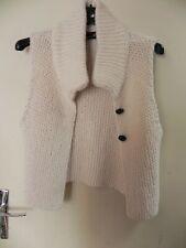 Isabel Marant -- Pull Gilet en laine sans manches Taille Unique | Neuf