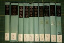 1971 - 1980 Annual Review of Materials Science: 1st 10 volumes. 1st ed.