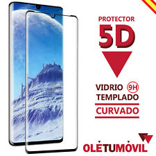 5d screen protector Huawei p30 pro tempered glass curved oletumovil