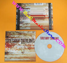 CD GREGORY DARLING Shell Europe F.O.D. RECORDS F.O.D. CD2  no lp mc dvd (CS7*)