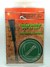 Hunter'S Addiction - Mean Green Slate Turkey Call - Anodized Aluminum - Ha27