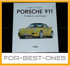 NEU Buch Bildband Porsche 911 Perfektion Design 993 964 930 901 934 Leffingwell