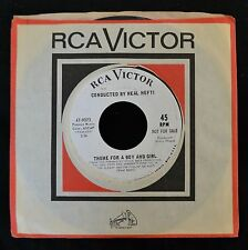 Neal Hefti RCA DJ 9073 Theme for a Boy and a Girl and Oh Dad, Poor Dad